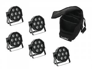 Bilde av PAKKE med 5 x LED SLS-7