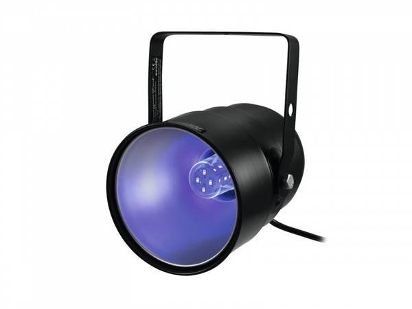 UV-lys kanon, blacklight  spot lampe inkludert LED pære!